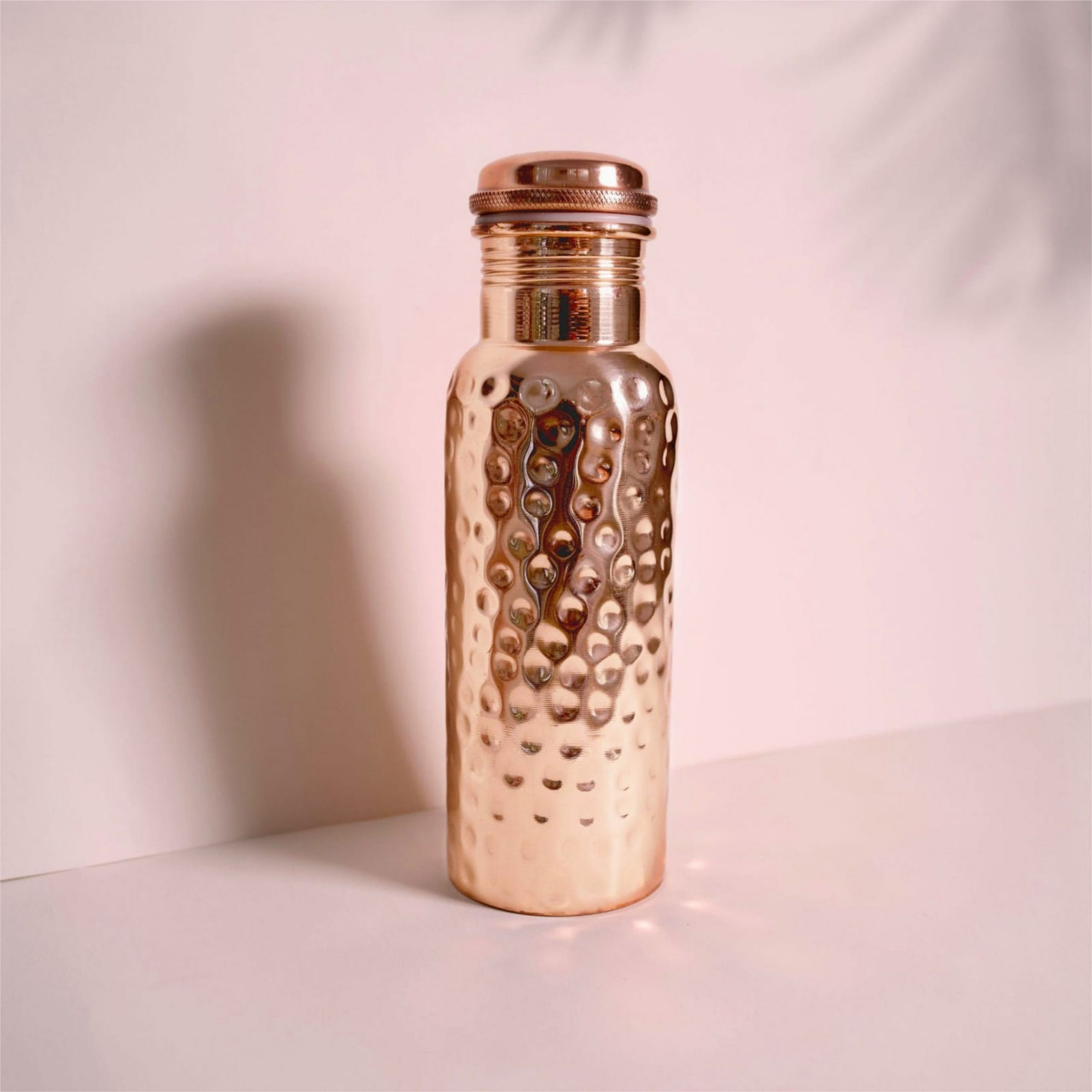 TO GO HAMMERED COPPER WATER BOTTLES 600 (002)
