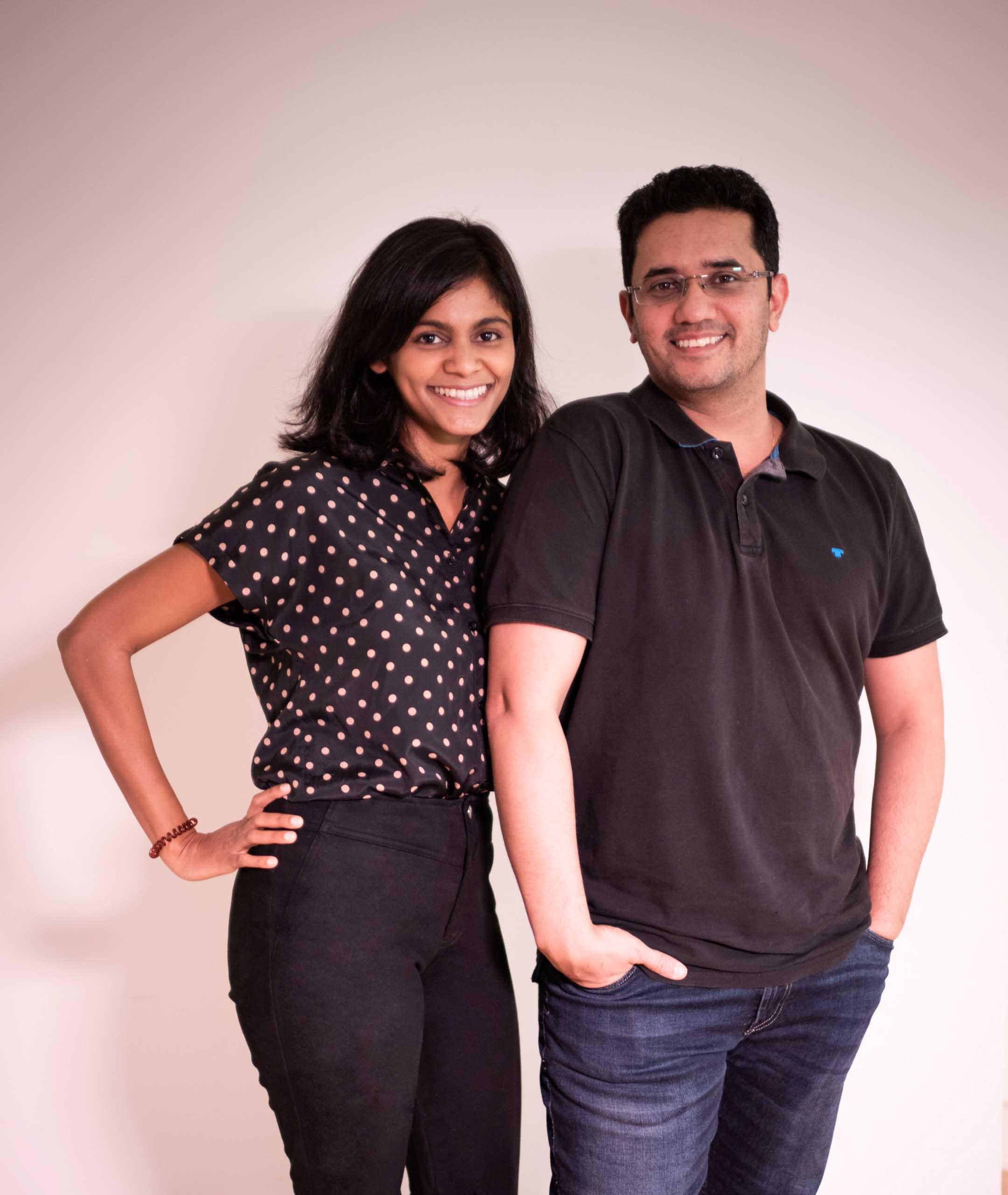 Rohit & Shamika