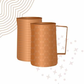 copper jugs icon