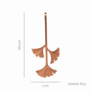 Copper Infuser Dimension